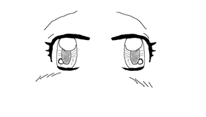 manga eyes by Oo-Elie-oO