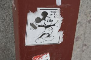 Mickey Mouse by AvaHtH