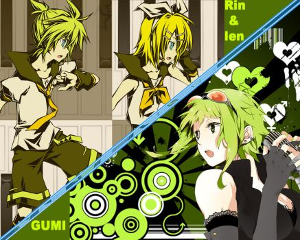 Vocaloid Battle 1 by Twisted-Vocaloid