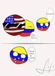 Colombia Ball by Pitihalo