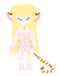 [CLOSED] Cake Roll Inspired Mew Adoptable by Derp-Of-The-Century