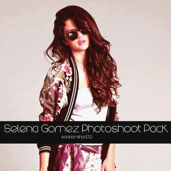 Selena Gomez Photoshoot Pack by SaniaArshad32