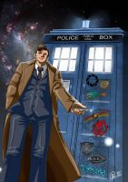 Doctor Who no. 10 by Mistiqarts