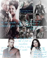 Sparks Fly when Charming Smiles by Scarletteileen