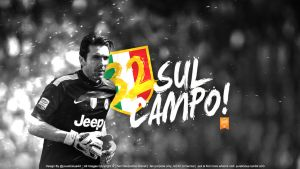 32 Sul Campo - Gianluigi Buffon by Nucleo1991