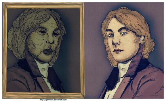 The Picture of Dorian Gray by pbwriter