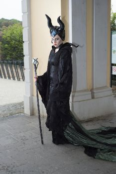 Maleficent16 by Valerie-Mrosek-Stock