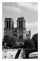 Paris - 21 - Notre Dame catedra by etr-wroclove