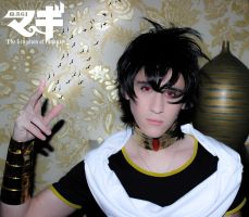 Judal - A kind of magic by Sid-Cosplay