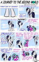 A journey to the Second World -  Part 1 by MoonlightFL
