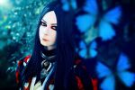 Alice Liddell - Royal suit by LucyIeech