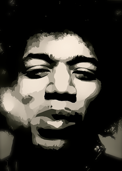 Jimi by JanEinar