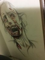 Zombie by CLF18