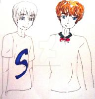 Before And After Makeover- Sei by i-love-danxian