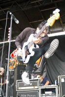 Anti Flag -Warped Tour by nineteen85