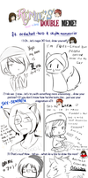 Double Meme with AReluctant-Hero by Fly-Sky-High