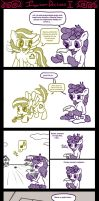 Ponyscope comic II by reykrichevskoy