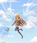 Rune Mage ...with fullview by NickBeja