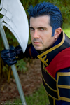 Close up of Hector by negativedreamer