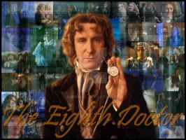 The Eighth Doctor by Amrinalc