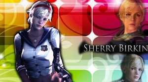 sherry birkin wallpaper by arinakennedy