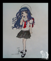 Tomoyo-chan by Leadmare