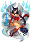 Ahri by AlcoholicRattleSnake