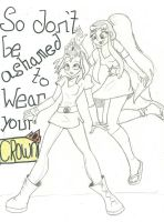Don't Be Ashamed to Wear Your Crown by epicpenguin145