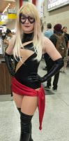 MCM Expo May 2014 140 - Ms Marvel by cosmicnut