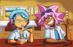 Inazuma Eleven: Snack Break by Card-Queen