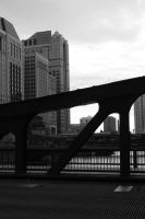 Chicago Bridge2 by deadrose333