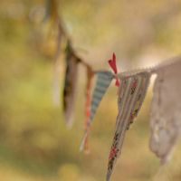 Prayer Flags by myrnajacobs