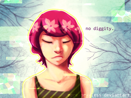 No Diggity by more-or--less