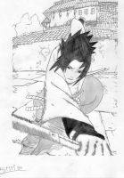 Sasuke- 3K by Kiranaomipartners
