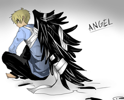 ANGEL by akitokun1