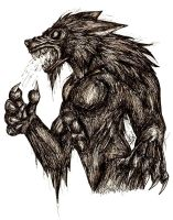 .WereWolf. by qlax