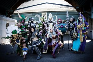 DhThe winners of DH2014 and Yaya and Kamui by Sizvahstar