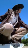 Assassin's Creed Wild West Version 2 Close Up by RebelATS