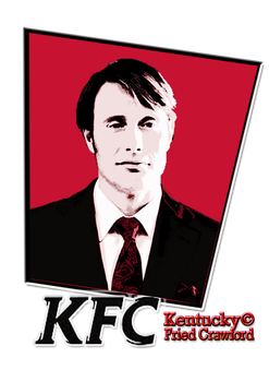 KFC: Kenctucky Fried Crawford by thescudders