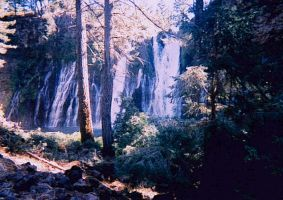 Burney Falls 1 by DreamMiner