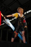 Starring Tidus by AmenoKitarou