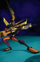 TFAnimated Rodimus Colors by dcjosh