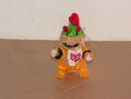 Bowser Jr. by fuzzyfigureguy