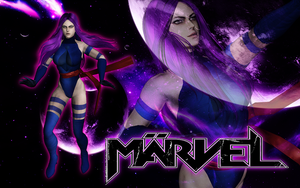 XPS - Marvel - Psylocke Download by SovietMentality