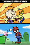SSBB :: Small Contender by CubieJ