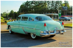 A Very Nice Hudson Hornet by TheMan268