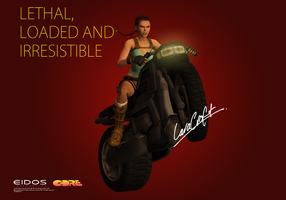 Lethal,loaded and irresistible by tombraider4ever