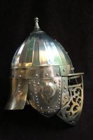 Turkish helmet - interpretation by vrin-thomas
