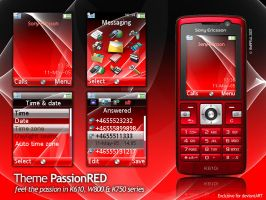 Passion RED by bmrpeal