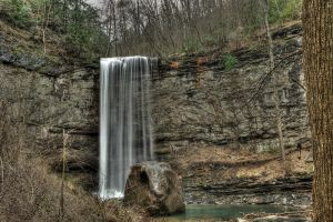 Cloudland Canyon by Raysperspective